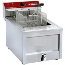FSM-12ET/N Electric fryer 12 lit.- TOP-