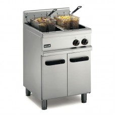 Lincat Opus 700 Twin Natural Gas Fryer OG7111-N