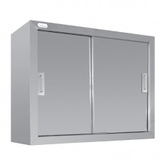Stainless Steel Wall Cupboard 900mm