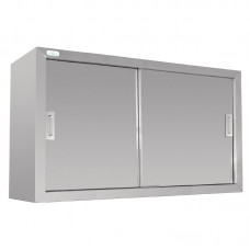 Stainless Steel Wall Cupboard 1200mm