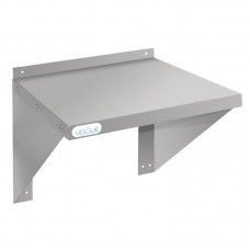 Stainless Steel Microwave Shelf Large - 490(h) x 560(w) x 560(d)mm.