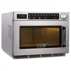 Buffalo GK641 Programmable Commercial Microwave Oven - 1500W