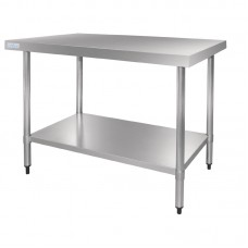 Vogue Stainless Steel Table 600mm